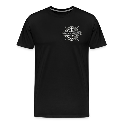 Never Lost - Men's Premium T-Shirt