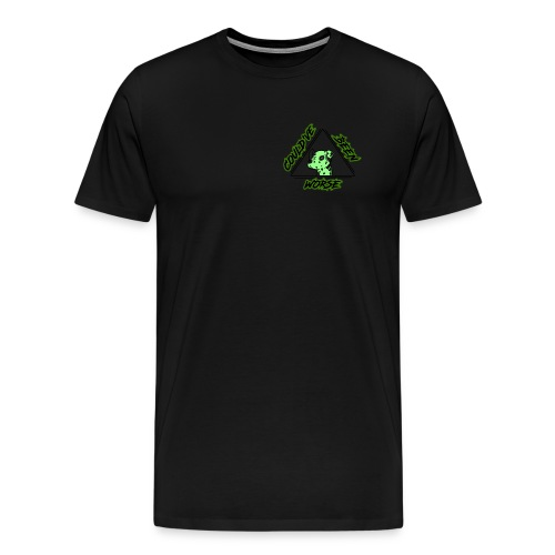 ATOMIC DOG GLOW - Men's Premium T-Shirt
