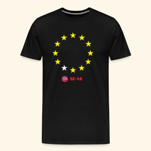 Britain UK Flag Leave EU 16 - Men's Premium T-Shirt
