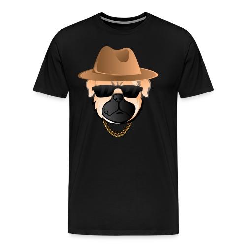 Classic Pug - Men's Premium T-Shirt