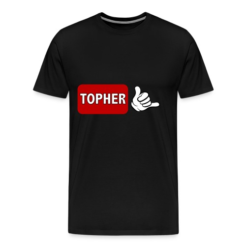 LIT MERCH - Men's Premium T-Shirt