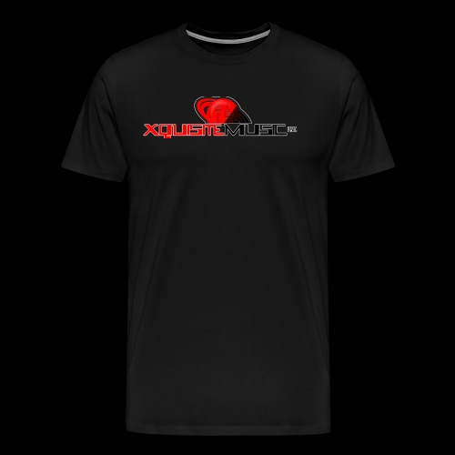 Xquisite Music Official Logo - Men's Premium T-Shirt
