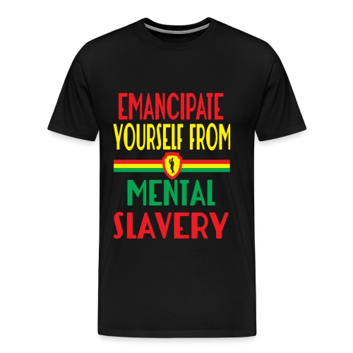 Emancipate yourself/Men - Men's Premium T-Shirt