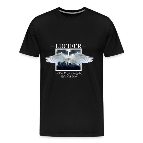 The City Of Angels - Men's Premium T-Shirt