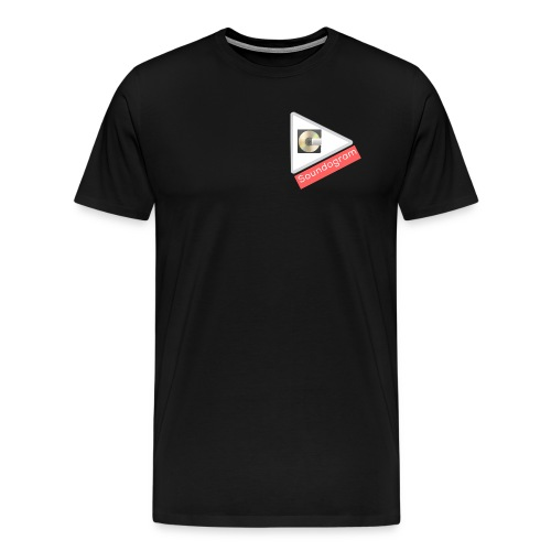 Soundogram Casual - Men's Premium T-Shirt