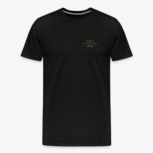 Luminous Original logo - Men's Premium T-Shirt