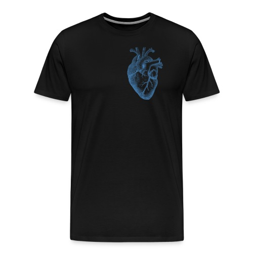 Heart of humanity - Men's Premium T-Shirt