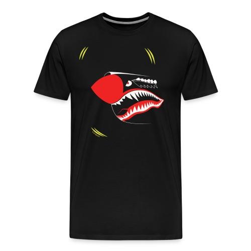 P40NOSE_1805_US - Men's Premium T-Shirt