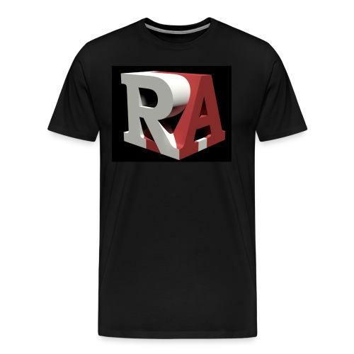 R&A LOGO - Men's Premium T-Shirt
