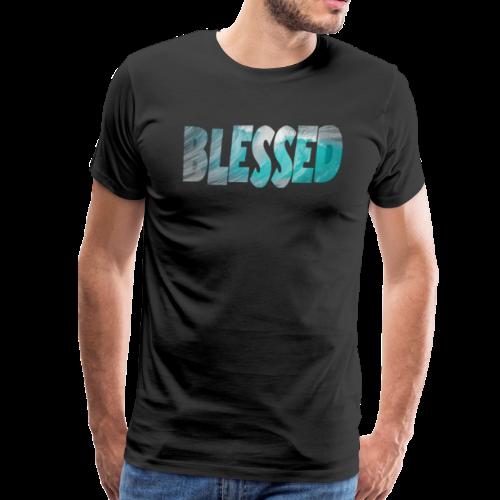 blessed - Men's Premium T-Shirt