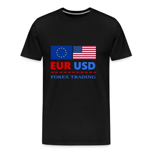 FOREXTRADING - Men's Premium T-Shirt