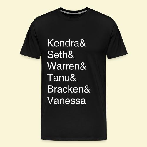 Fablehaven Ampersand T-Shirt - Men's Premium T-Shirt