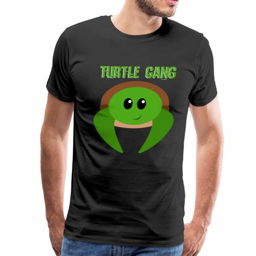 Turtle Gang - Men's Premium T-Shirt