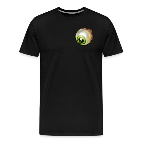 paranoid eyes - Men's Premium T-Shirt