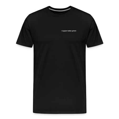 support 2 - Men's Premium T-Shirt