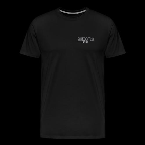 Shredditco Logo - Men's Premium T-Shirt