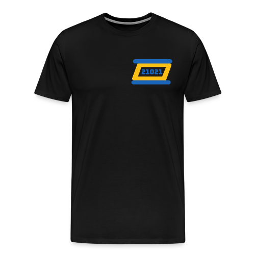 21021 Golden State - Men's Premium T-Shirt