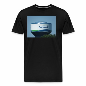 The Cornwall Water Tower Collection - Men's Premium T-Shirt