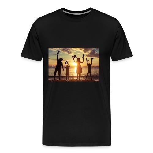 family 06 Copy - Men's Premium T-Shirt