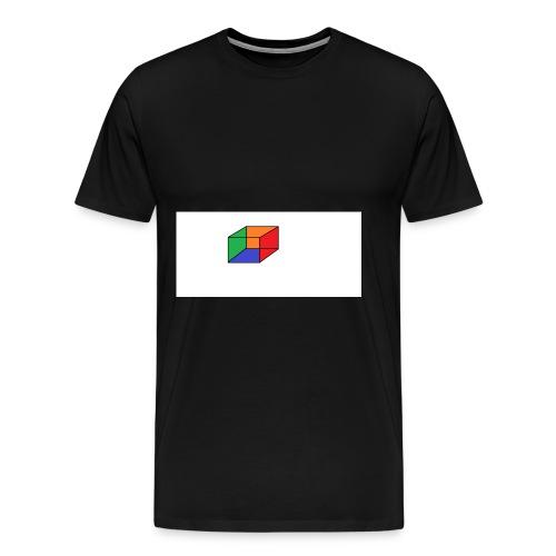 Cubical - Men's Premium T-Shirt