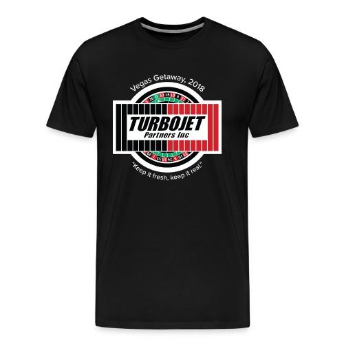 TJ Vegas T-shirt - Men's Premium T-Shirt