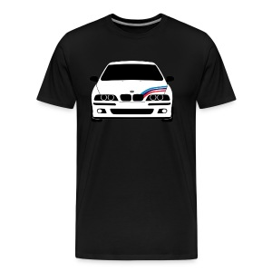 BMW E39 M5 - Men's Premium T-Shirt