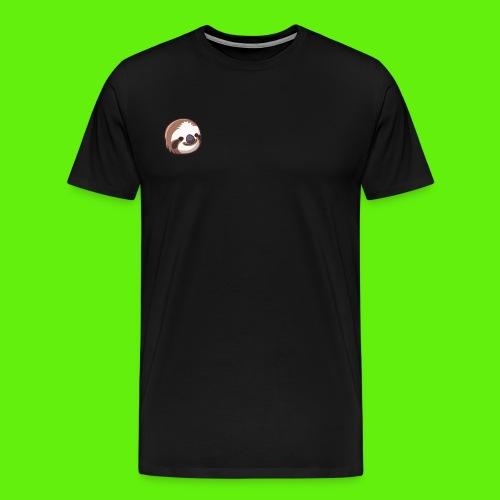 Mr Sloth. - Men's Premium T-Shirt