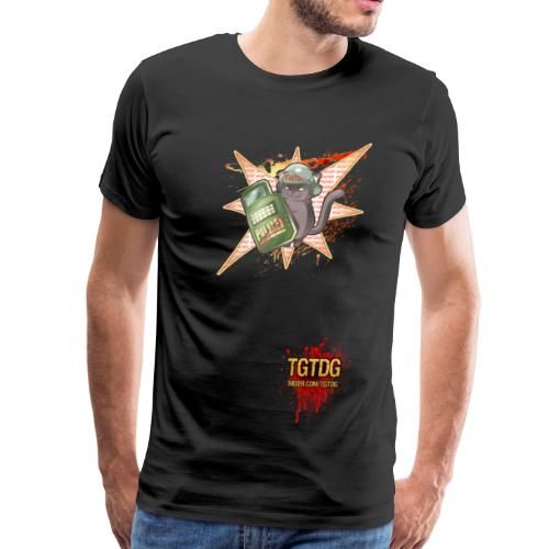TGCat - Men's Premium T-Shirt