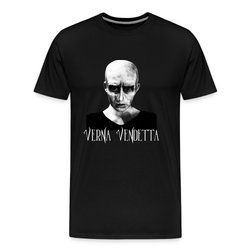Verna Vendetta Voldey Shirt - Men's Premium T-Shirt
