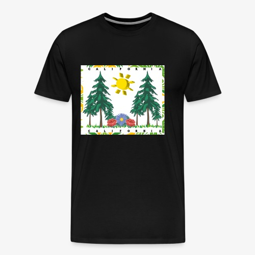 California Living - Men's Premium T-Shirt