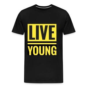 Live Young - Men's Premium T-Shirt