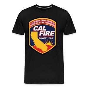 calfire logo T-shirt - Men's Premium T-Shirt