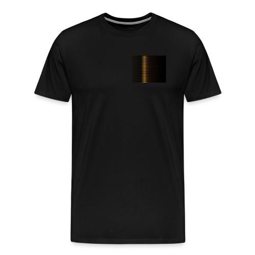 Gold Color Best Merch ExtremeRapp - Men's Premium T-Shirt