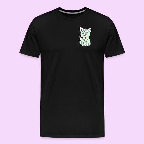 Lolipup Pack: Minty Pup! - Men's Premium T-Shirt