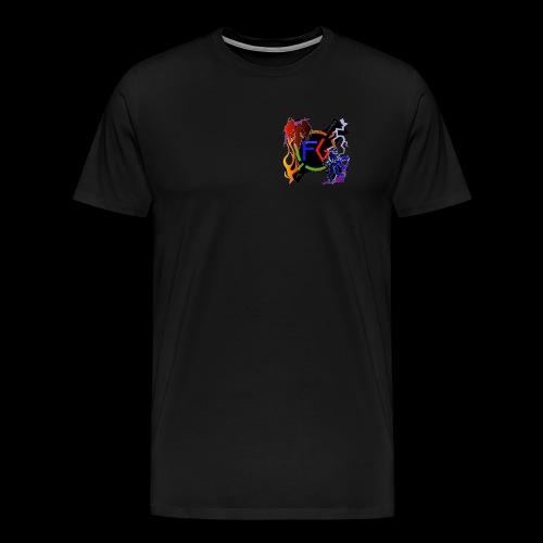 Fable Gaming logo - Men's Premium T-Shirt