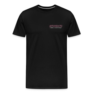 Classically Pink ARTGONEAUTO - Men's Premium T-Shirt