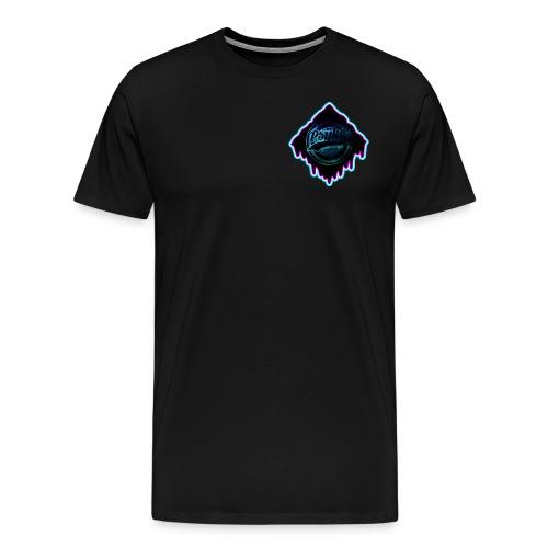 Psÿke Melt Logo - Men's Premium T-Shirt
