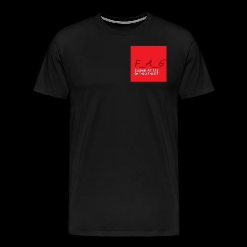 fag1 - Men's Premium T-Shirt