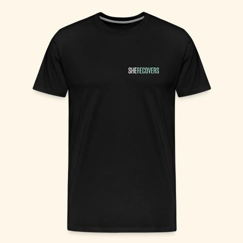 She Recovers - Men's Premium T-Shirt