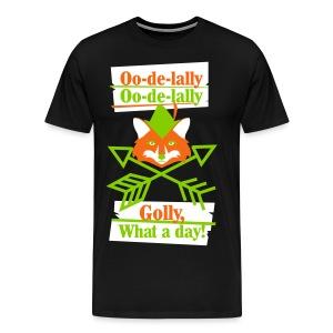 Ooodelally2 - Men's Premium T-Shirt
