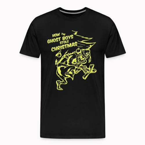 Mr.Grinch - Men's Premium T-Shirt