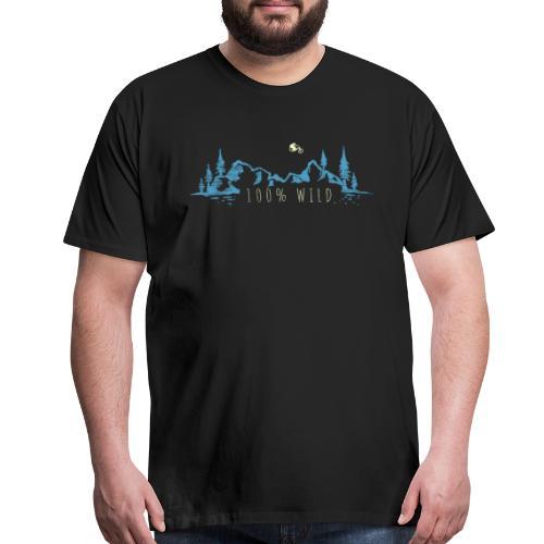 Wild Ride - Men's Premium T-Shirt