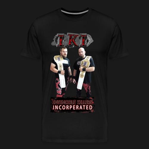 IKI Grunge - Men's Premium T-Shirt