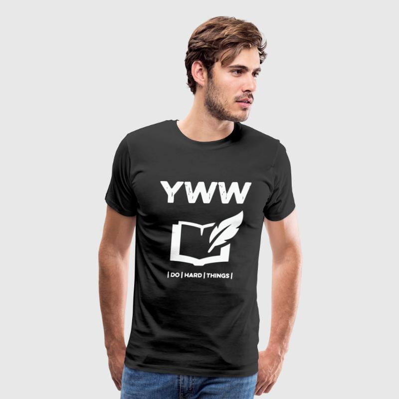 Young Writers With Compassion - Men's Premium T-Shirt