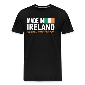 Made in Ireland a long long time ago - Men's Premium T-Shirt