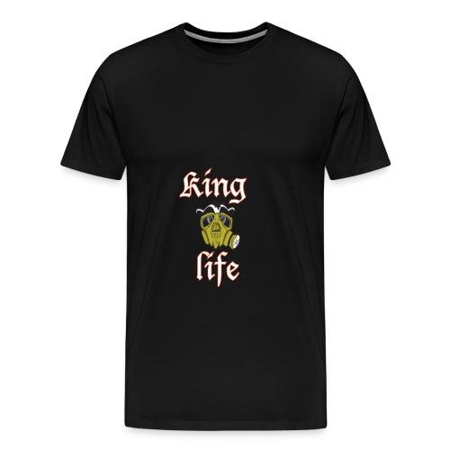 King manfan - Men's Premium T-Shirt