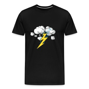 Thunder and Lightning - Men's Premium T-Shirt