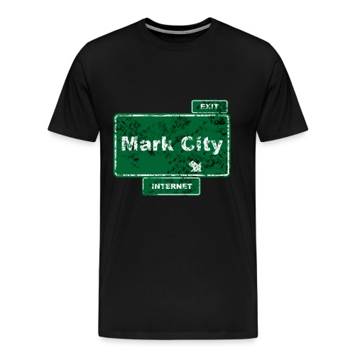 Mark City - Men's Premium T-Shirt