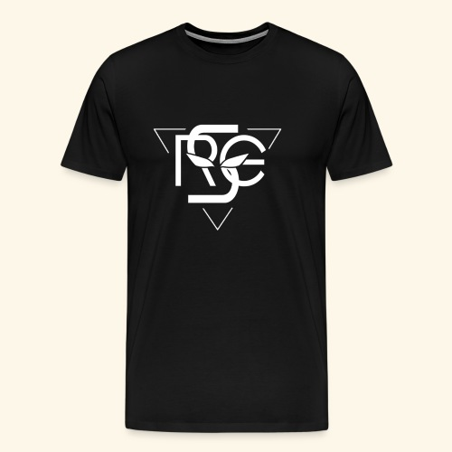 RGS Logo - Men's Premium T-Shirt