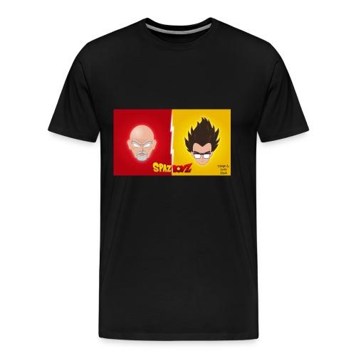 Spaz Boyz - Men's Premium T-Shirt